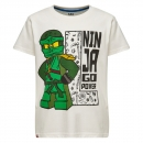 Lego NINJAGO T-Shirt M-71168 Off white 102